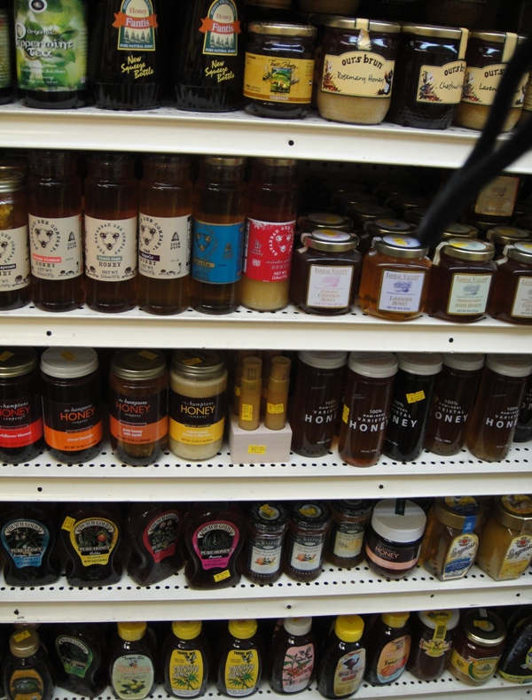 Kaluystayan honey