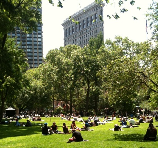 Madison Square Park | MadParkNews.com, covering New York City\'s ...