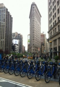 citibike flatiron