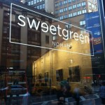 sweetgreen sign