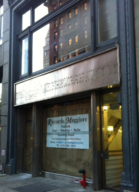Riccardo maggiore salon to open in nomad at 226 5th avenue for 5th street salon