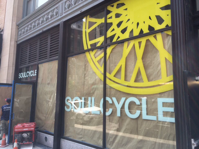 soulcycle 27th Street