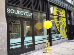 soulcycle nomad 27th street